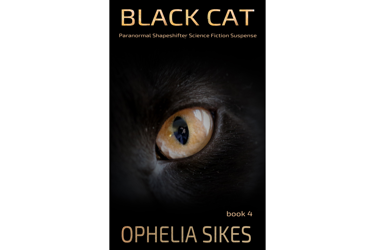 Black Cat 4 Ophelia Sikes