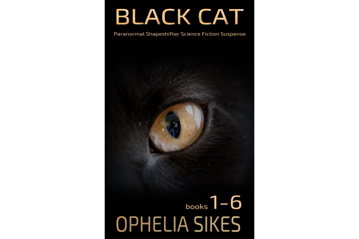 Black Cat SciFi Short Stories