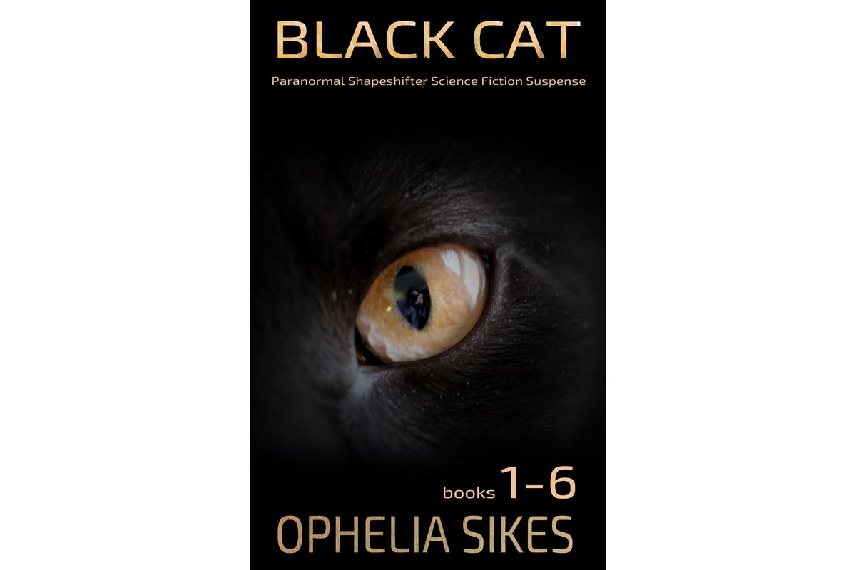 Black Cat SciFi Short Stories