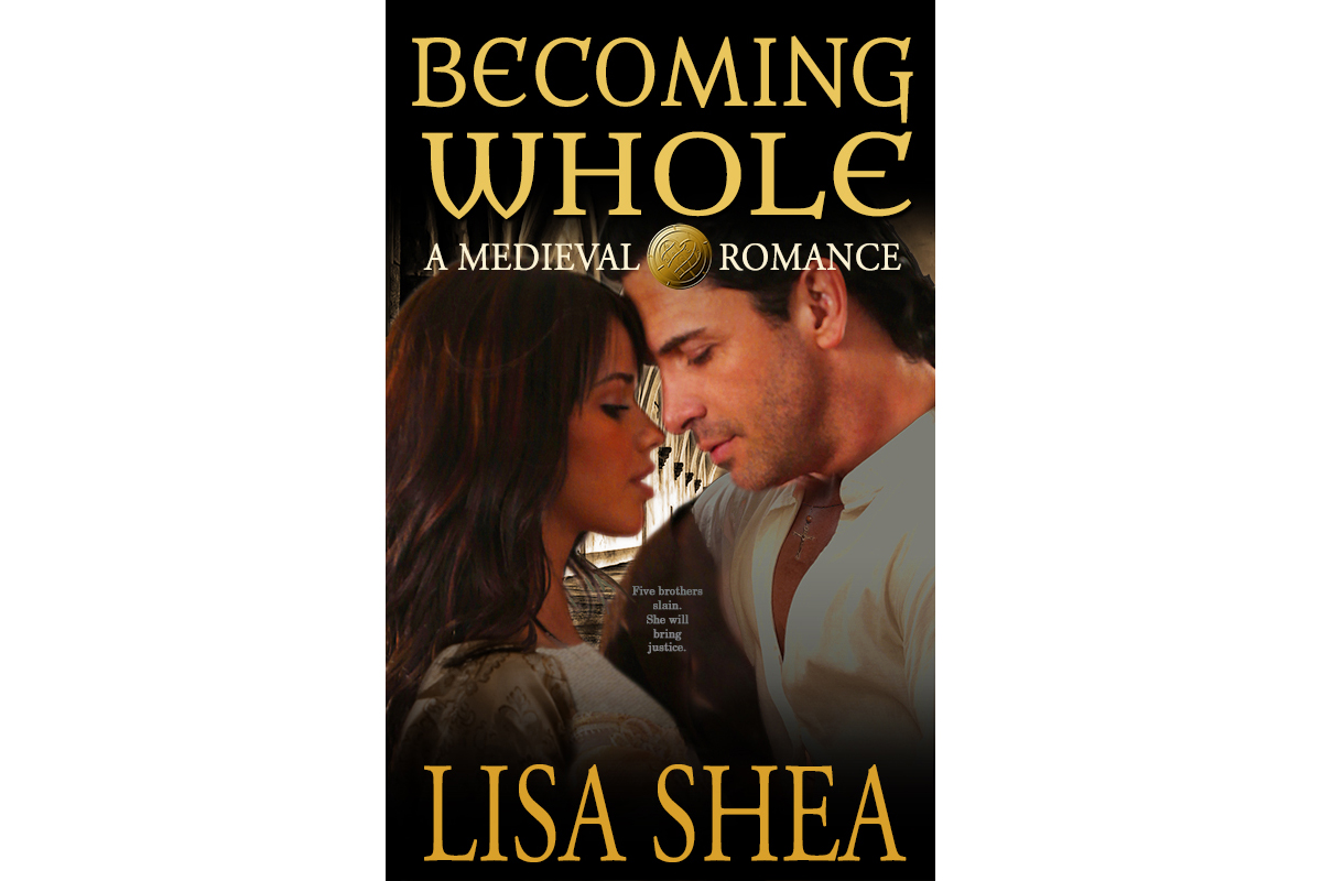 Becoming Whole Lisa Shea