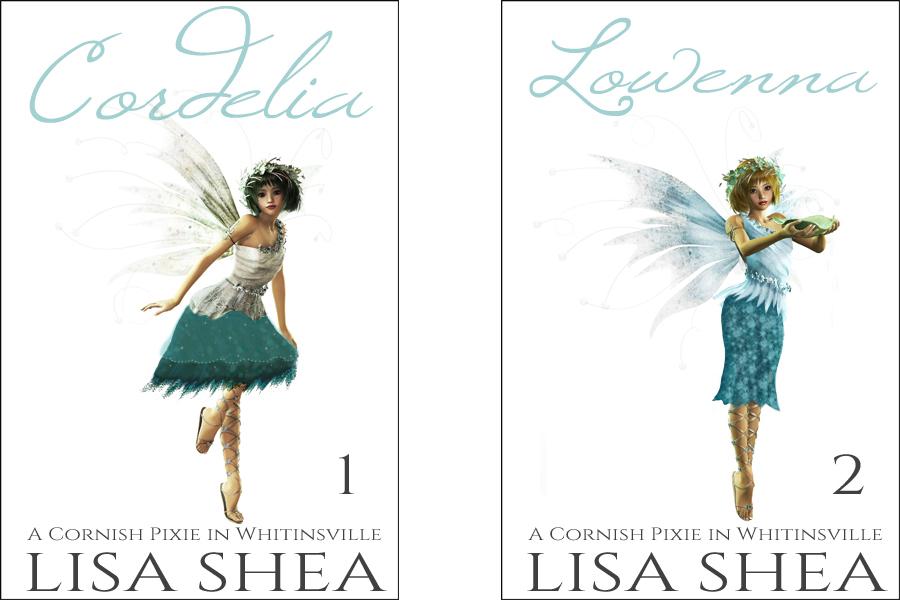 Lisa Shea Pixie Series