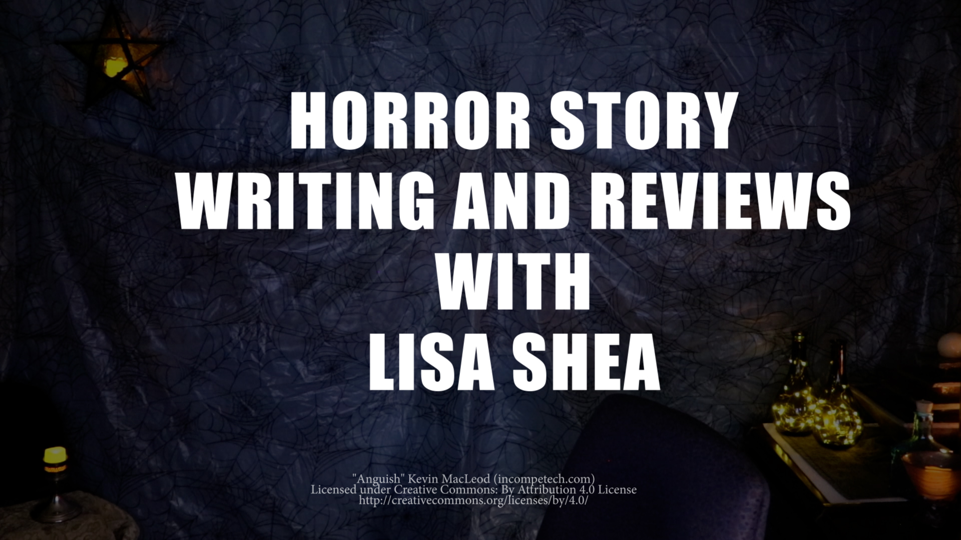 Horror Story Writing and Reviews