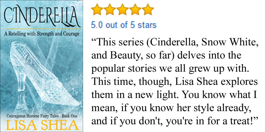 Cinderella by Lisa Shea